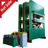 Appuyez sur la plaque hydraulique de la machine pour feuille de caoutchouc de la courroie du convoyeur