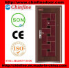 Portes en acier de garantie de type neuf (CF-025)