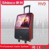 Chariot Shinco Professional 14 pouces de haut-parleur avec écran LCD TFT