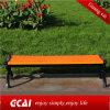 Chaise en bois en plastique utilisée de loisirs de patio
