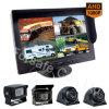9  Systeem van de Camera van de Dorsers van het Scherm van de Vierling van Ahd 1080P Rearview voor Landbouwmachines, Tractor, OpenluchtGebruik