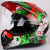Ntc, МНОГОТОЧИЕ аттестованное с шлема Motocross дороги для велосипеда грязи