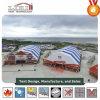 Das Polygon-Zelt, das für im Freienereignis verwendet wird, mögen Hochzeitsfest und Ausstellung