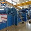 Het Type die van rol Machine voor het Schoonmaken van de Plaat van het Staal zandstralen