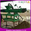 Máquina de secagem do desidratador do desperdício da galinha da extrusora do estrume da vaca da boa qualidade