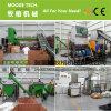 Peste tipo MT-1000 a reciclagem do PET Linha de Lavagem