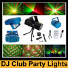 Iluminación barata de DJ de la fiesta de Navidad de Rg LED de la luz de la etapa del laser del precio