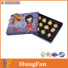 Valentinstag-Schokoladen-Süßigkeit-Papier-kundenspezifischer verpackenkasten