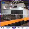 Het Vernietigen van het Schot van het Type van Transportband van de rol Machine voor de Platen van het Staal