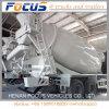 Kapazität Shacman LKW-Betonmischer der China-Marken-9cbm für Verkauf