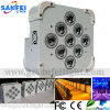 9*10W 4 In1 Wireless Battery DJ Disco LED Uplight