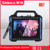 Shinco 14 inches portable TFT Speaker with LCD screen Speaker