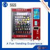 Máquina expendedora de los nuevos del diseño productos del diario con temperatura ajustable