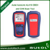Autel Distributor Original Autel Autolink Al419 ObdiiおよびCan Scan Tools Autolink Al419