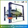 2 elevatore idraulico dell'automobile dell'alberino verticale elettrico della casa 4 dell'alberino