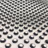 HDPE 650GSM Grübchen-wasserdichter Membranen-Entwässerung-Vorstand für Keller-Seitenwand