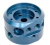 Precision élevé Stamping Aluminum Partie pour Medical Appliance