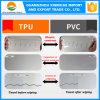 La alta película blanca brillante transparente TPU de la protección de la pintura del coche borra la película protectora