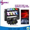 éclairage principal mobile de faisceau de 8*10W LED pour la disco d'étape