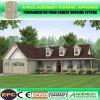 Hogares prefabricados modificados para requisitos particulares/construcción de viviendas modular prefabricada con el vidrio