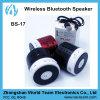 Draagbare Draadloze Correcte die Spreker Bluetooth in China (BS-17) wordt gemaakt