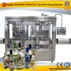 Macchina di coperchiamento di riempimento del pistone automatico del vino bianco