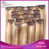 Человек Piano Color 100% 12/613 Clip в Hair Extension