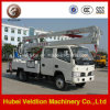 LHD Euro3 10-16m Bucket Truck