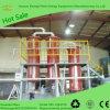 El petróleo inútil a la máquina de reciclaje diesel recicla el petróleo a la planta diesel