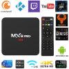 Mxq WiFi 의 4K 1080P HD 지원을%s 가진 직업적인 Android7.1.2 Amlogics905X 2GB RAM/16GB ROM 텔레비젼 상자 충분히 적재된 인공 위성 수신 장치 IPTV 상자