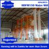 옥수수 Flour Mill Machine Macking Fufu Sadza Nshima Ugali (20-150T/24H)
