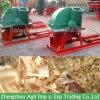 Registro de madeira da madeira da árvore da alta qualidade e da eficiência que raspa o moinho