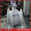 Bridas de acero fundido de la válvula de bola flotante (Q41F)