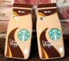 Nuevas cajas del silicón de Starbucks/de goma del teléfono móvil para iPhone6s