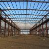 Edificio de la estructura de acero para el taller de la fábrica