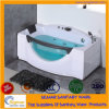 Style occidentale Walk in Bathtub Acrylic Massage Bathtub