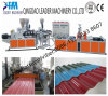 Folha de metal corrugado PVC máquinas