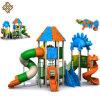 Form-Dinosaurier-Entwurfs-buntes im Freienspielplatz-Gerät