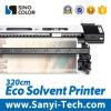 3.2 Sinocolor Dx7 Sj-1260、Outdoor&Indoorの印刷のための1440年のDpi、Mの大きいフォーマットプリンター、
