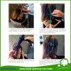 Pettine di plastica di coloritura di capelli della fabbrica, pettine della tintura di capelli con il professionista di erbe naturale dei capelli di inventario