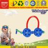 Qualitätsbuntes pädagogisches Block-Abfall-LKW-Spielzeug China-Yiwu