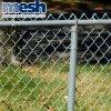 PVC上塗を施してある高品質のチェーン・リンクの塀