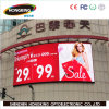 Armoire en usine de Shenzhen Outdoor fer P10 LED Billboard