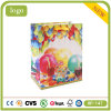 Saco de compra colorido do papel revestido dos Ballons