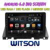 Grand écran 10,2 Witson Android 6.0 DVD pour voiture KIA K5 haute 2015