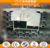 6063 profils en aluminium d'extrusion pour le guichet de glissement