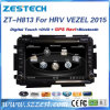 Accessori dell'automobile da 8 pollici 1080P per Honda Hrv/Vezel 2015 con la radio CD DVD Bluetooth