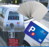 Unbelegte Weiß Belüftung-Identifikation-Karten-bedruckbare Plastikkarten