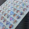 Venda por grosso de cristais de desenhos animados Rhinestone autocolante de diamante para crianças