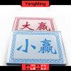 Plaque de tisonnier de bouton de marchand de lacet (YM-HB01)